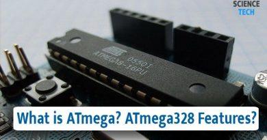 What is ATmega? ATmega328 Features?