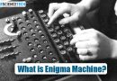 What is Enigma Machine? How Does Enigma Work?