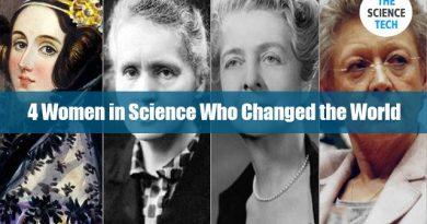 4 Women in Science Who Changed the World