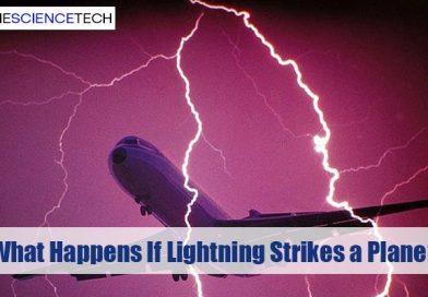 What Happens If Lightning Strikes a Plane?