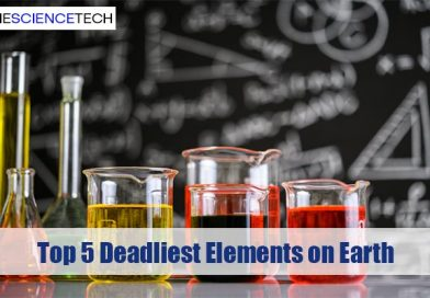 Top 5 Deadliest Elements on Earth